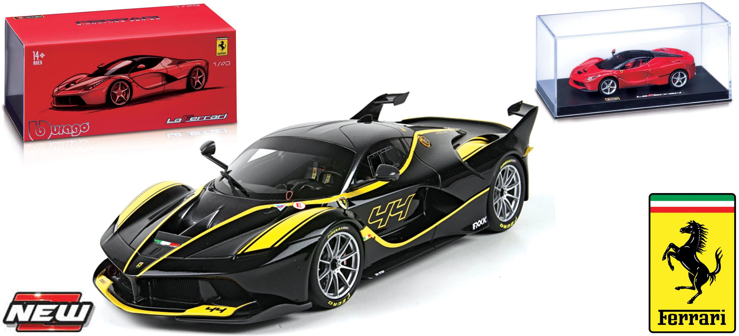 18-36906  Ferrari FXX-K, Bburago