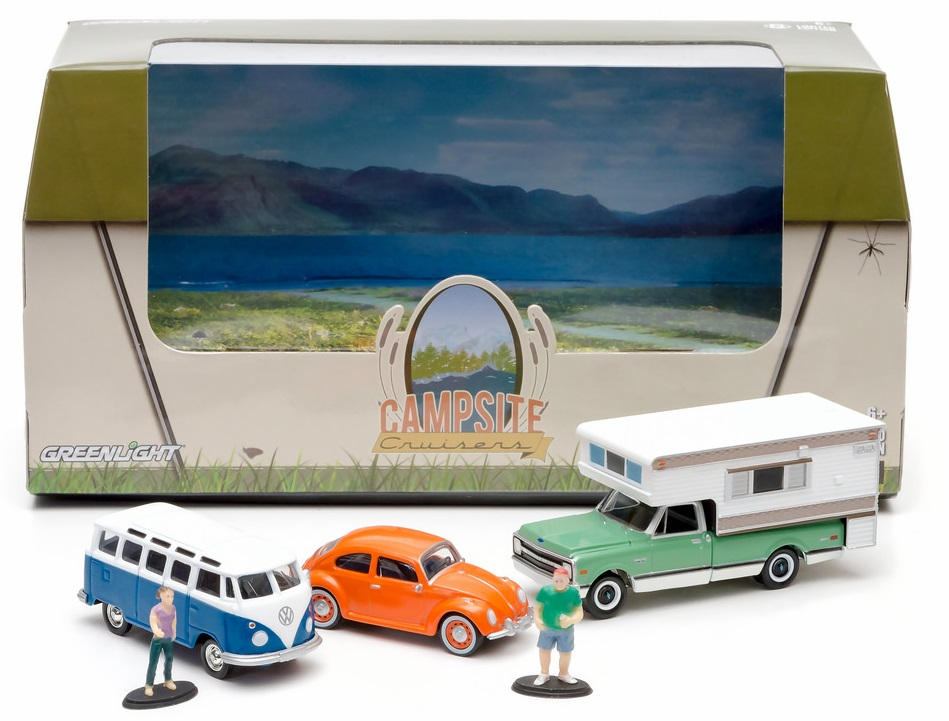 50966    Set Campsite, Greenlight