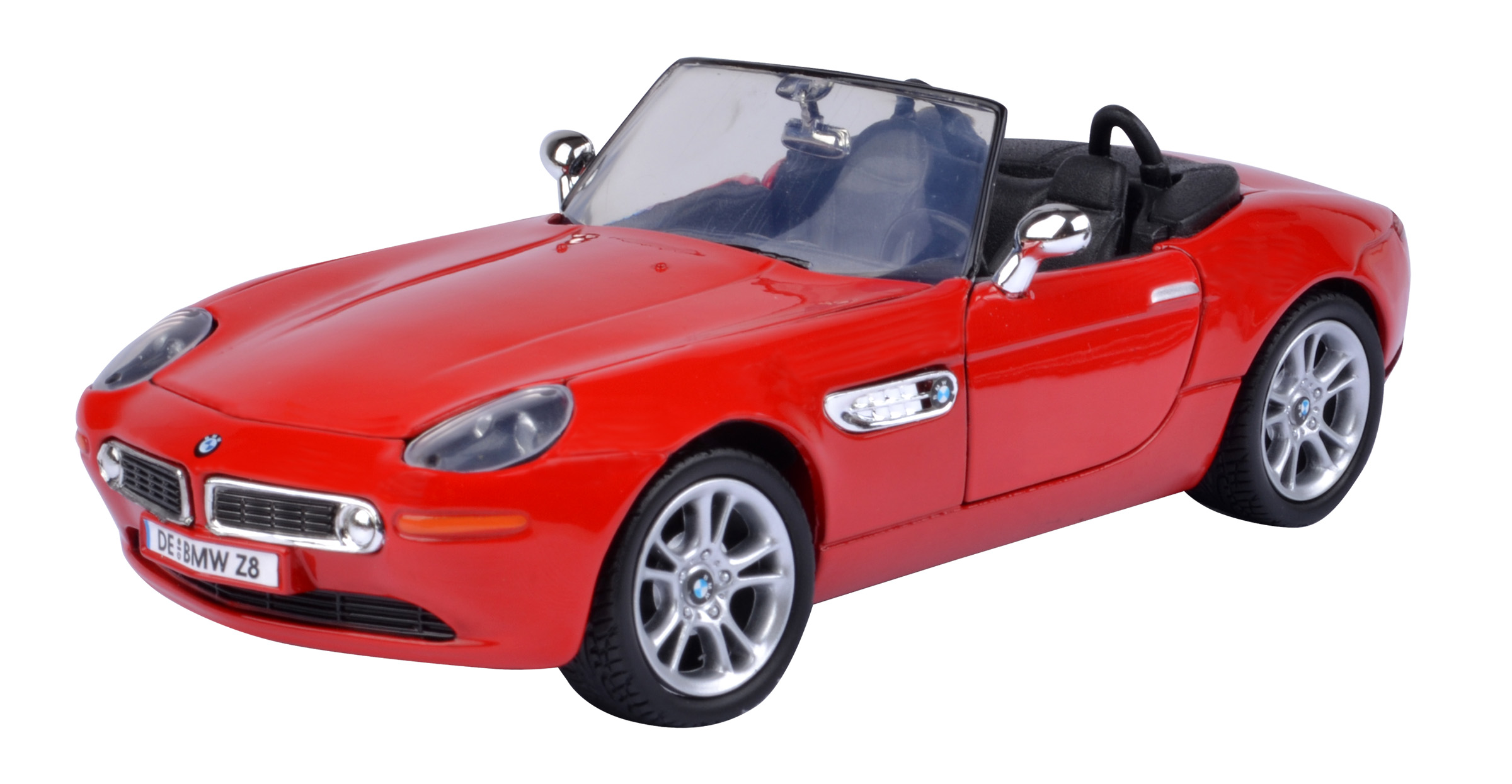73257RD    BMW Z8 Roadster, rood, Motor Max