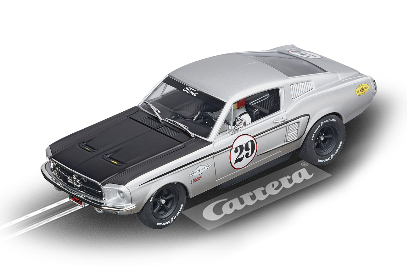 "27554    Evo: Ford Mustang GT ""No.29"", Carrera"