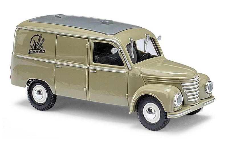 "51207  Framo V901/2 bestelwagen ""Goldene Ähre"", Busch"