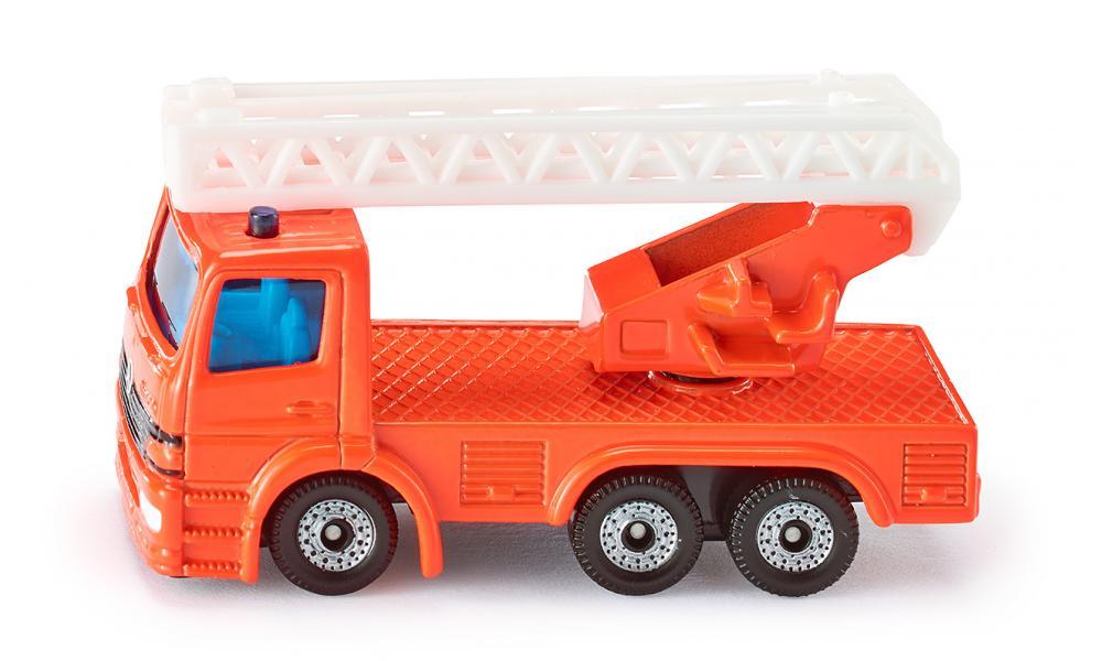 1015  Brandweer ladderwagen, Siku