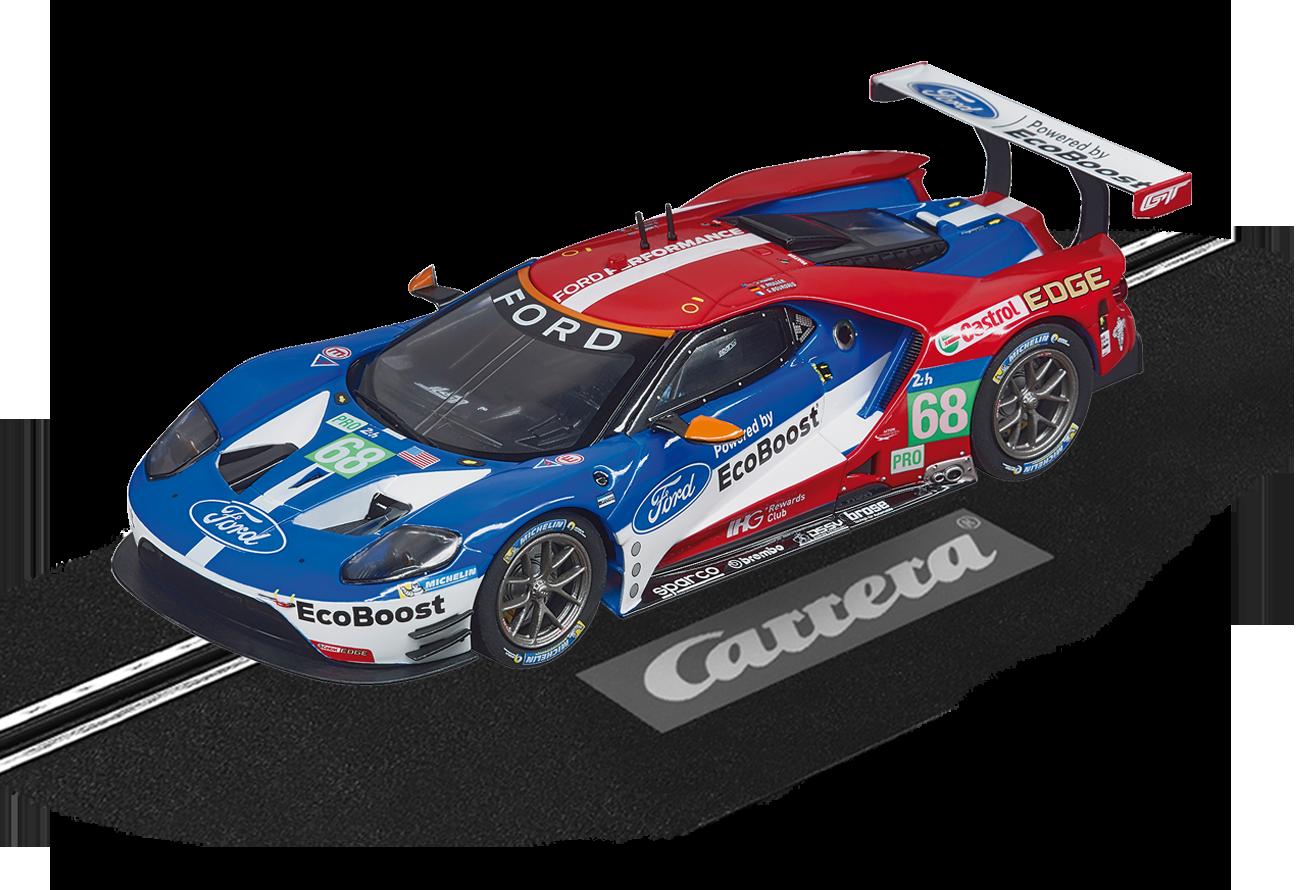 """30771  DIG132 Ford GT Race Car """"No.68"""", Carrera"""