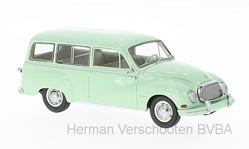 45091  DKW 3=6 F94 Universal, lichtgroen, Neoscale Models