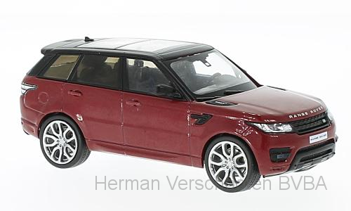 WB130    Land Rover Range Rover Sport 2014, Whitebox
