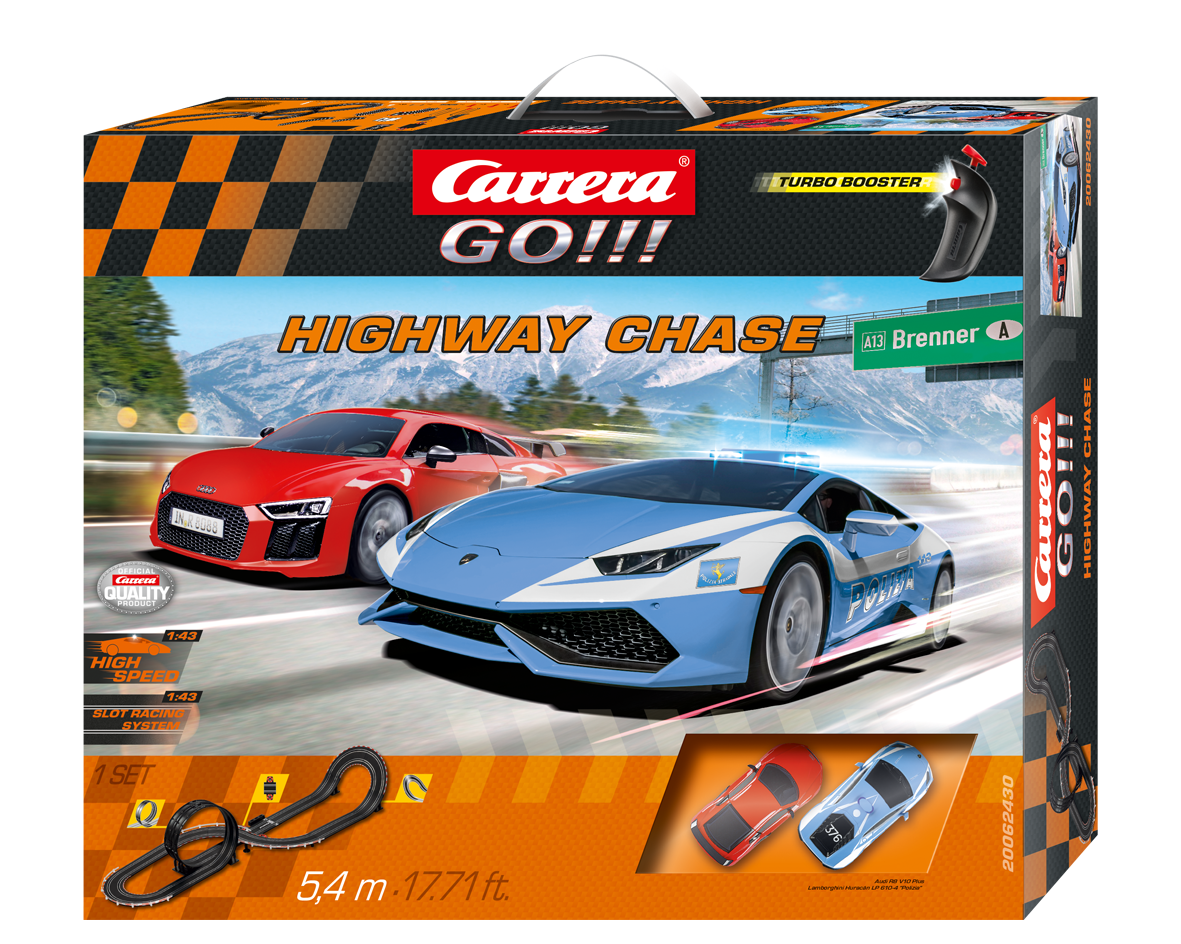 62430  Highway Chase, Carrera Go!!!