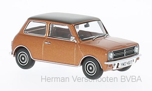 VA13506  Austin Morris Mini Clubman 1100, koper, Corgi
