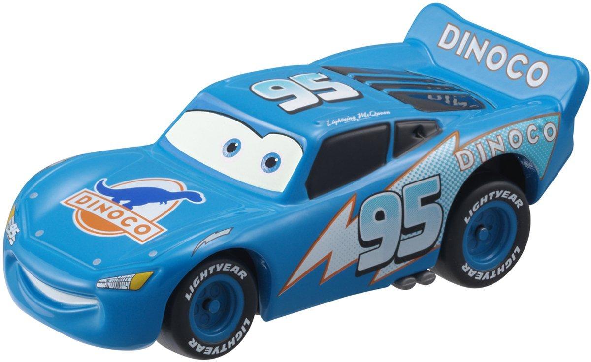 """98100  Dinoco Lightning McQueen """"Cars"""", Jada Toys"""