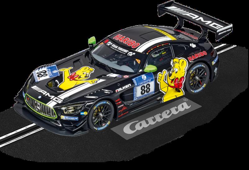 """27545  Evo Mercedes-Benz AMG GT3 """"Haribo Racing, No.88"""", Carrera"""