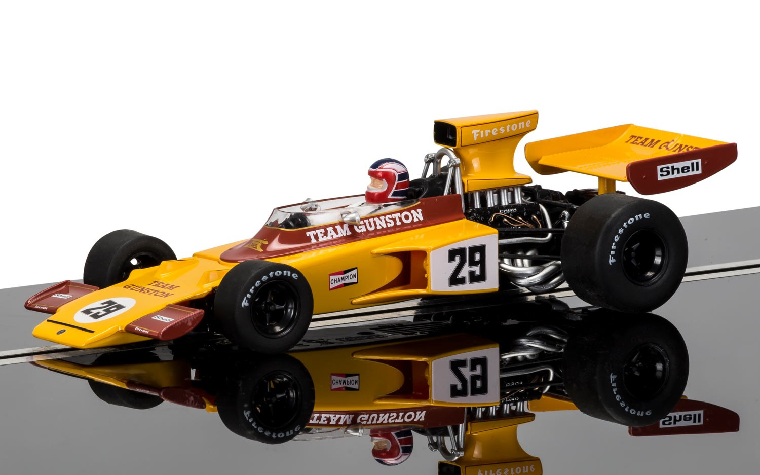 "3833A    Lotus 72 ""Ian Schekter"", Scalextric"