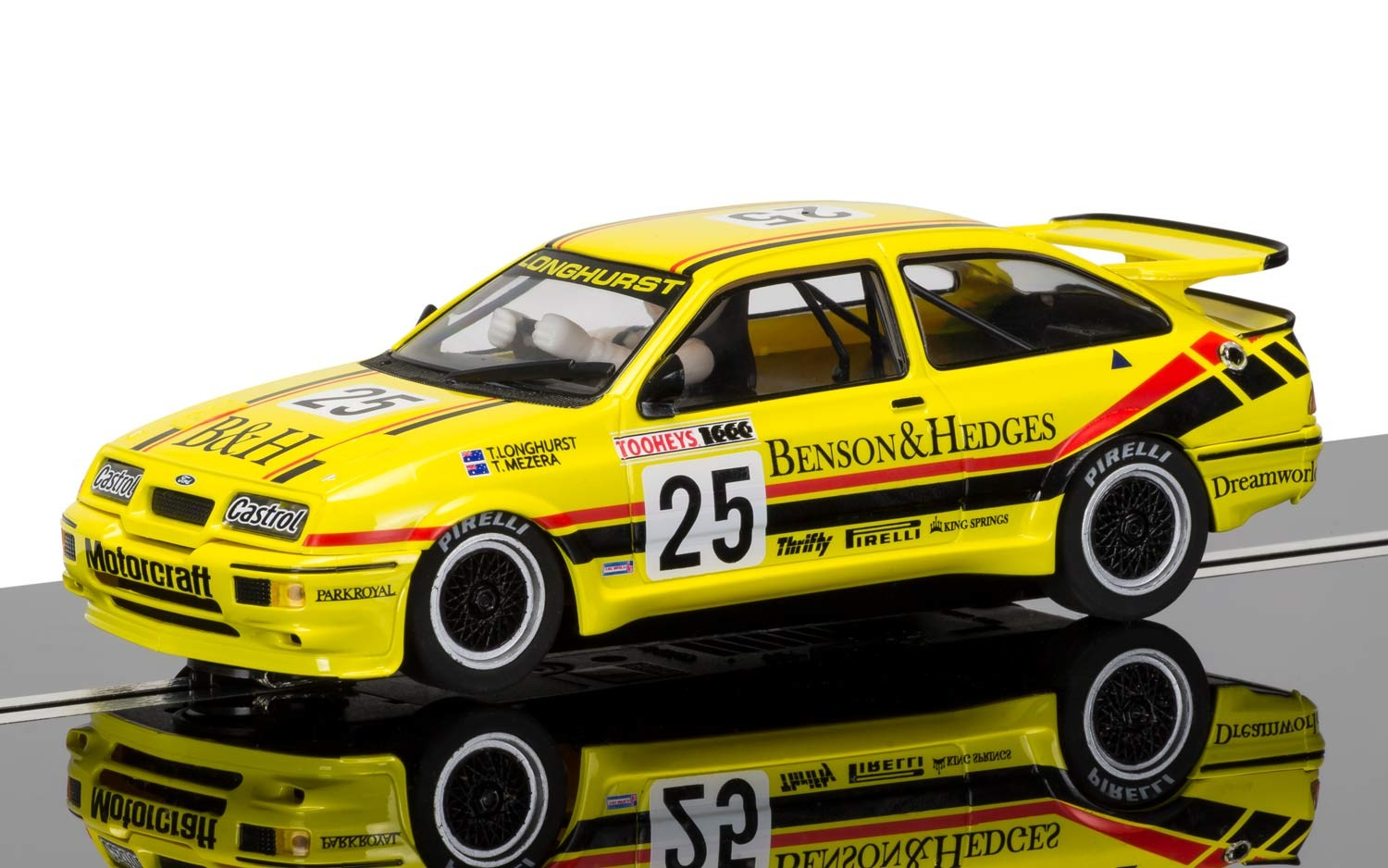 "3868    Ford Sierra RS500 ""Tooheys 1000 1988, No.25"", Scalextric"