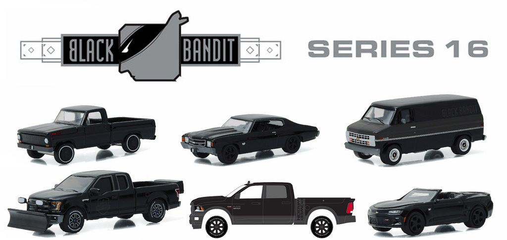 27880    Black Bandit Series 16, Greenlight