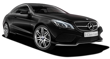 B66960403  Mercedes-Benz E-Klasse Coupé (C238) AMG-Line, zwart, Kyosho