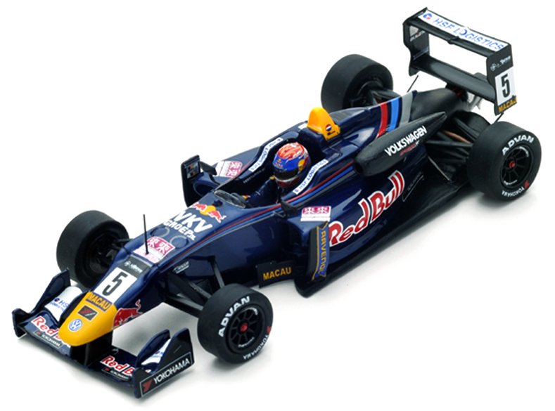 "SA105  Dallara F3 ""Macau GP 2014 , Max Verstappen"", Spark"