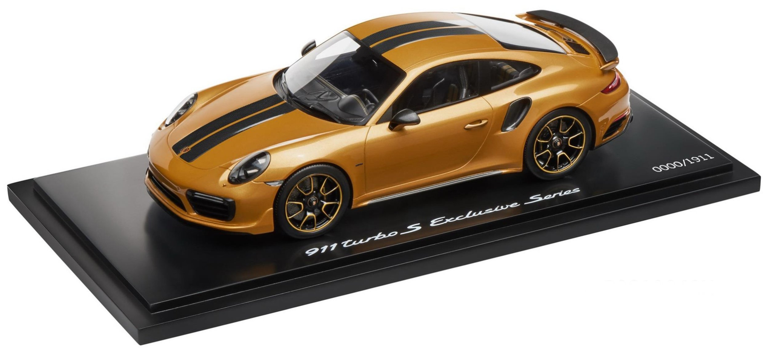 WAP0209070H    Porsche 911 Turbo S Exclusive Series, Spark