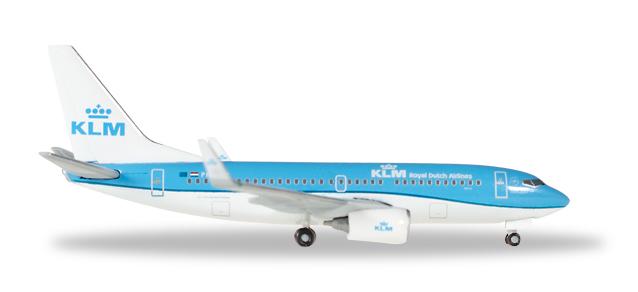 """530200  Boeing 737-700 """"KLM"""", Herpa Wings"""