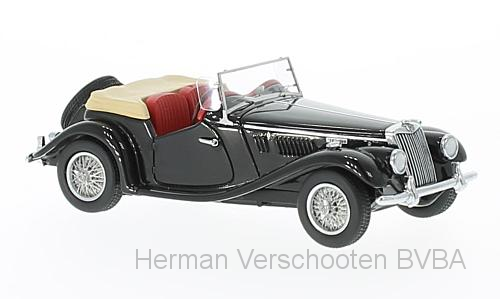 43926    MG TF 1500, zwart, Neoscale Models