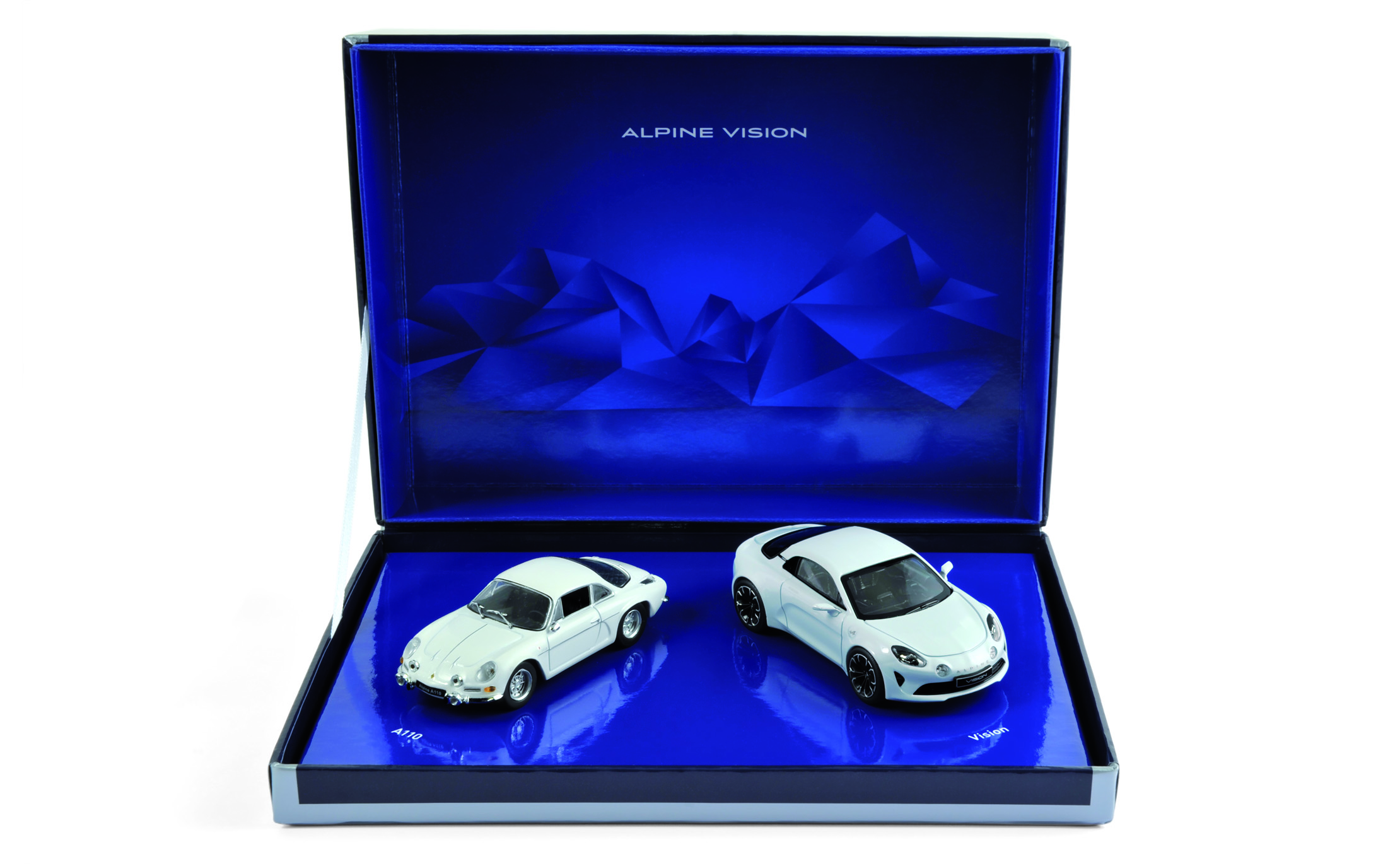 517855    Alpine Vision & Celebration Coffret LE 500pcs, Norev