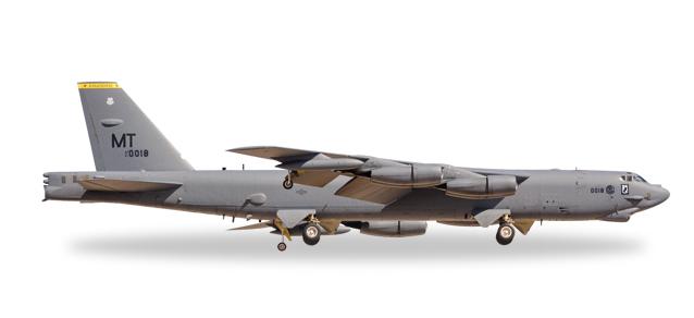 "558440  Boeing B-52H St. ""USAF 69th BS, POW-MIA"", Herpa Wings"