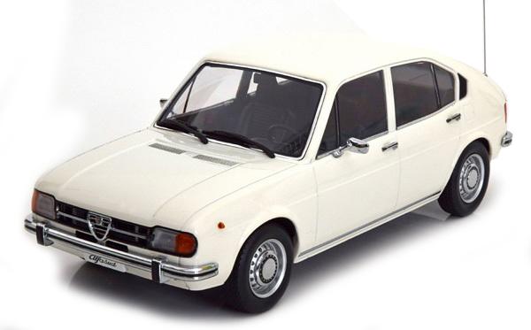 940120101  Alfa Romeo Alfasud 1972, wit, Maxichamps/Minichamps