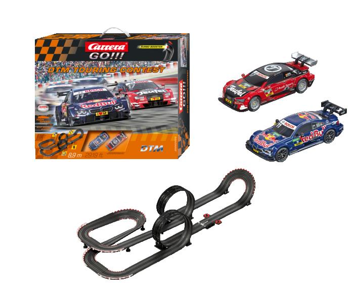 """62423  """"DTM Touring Contest"""", Carrera Go!!!"""