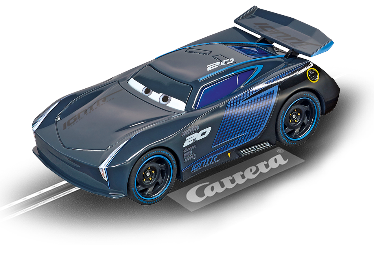 "64084  Disney ""Cars 3, Jackson Storm"", Carrera"