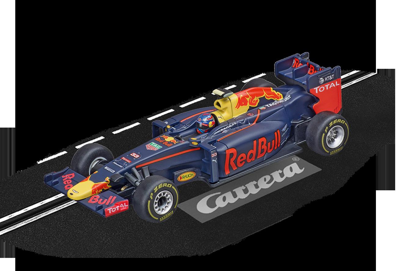 "64087  Red Bull RB12 ""M.Verstappen, No.33"", Carrera Go!!!"