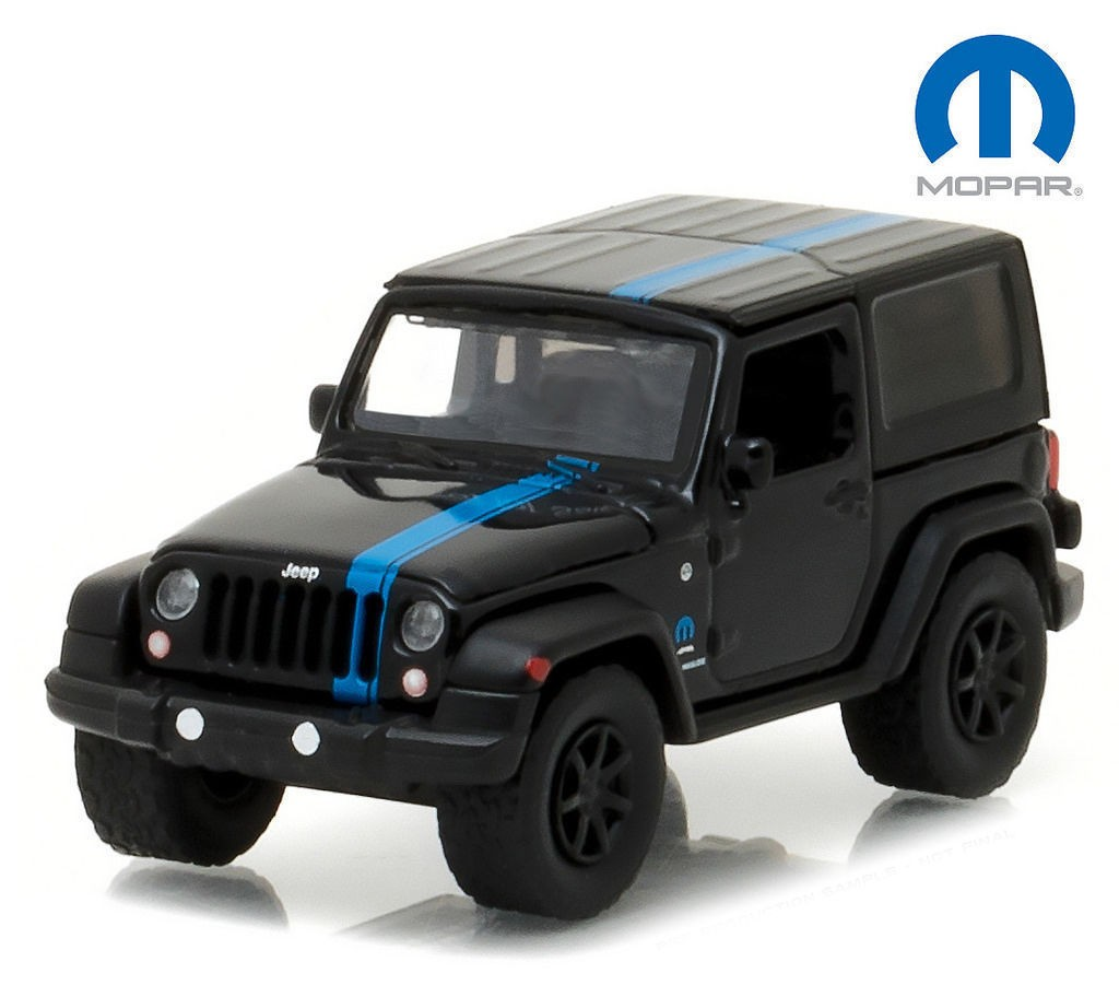 "29886    2010 Jeep Wrangler ""Mopar Edition"", Greenlight"