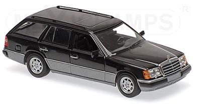 940037010  Mercedes-Benz 300 TE 1991, zwart, Minichamps/Maxichamps