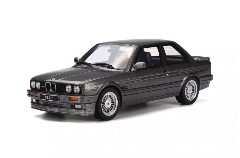 OT675  BMW Alpina E30 C2 2.7, grijs, Otto Mobile