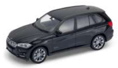 24052W    BMW X5 2015, zwart, Welly