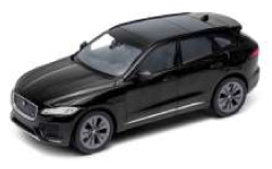 24070W    Jaguar F-Pace 2016, zwart, Welly