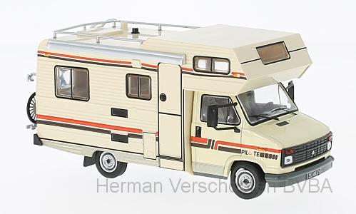CAC001  Citroën C25 1985 Kampeerwagen, Ixo