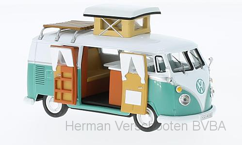 CAC002    VW T1 Kombi Westfalia SO42 1966, Ixo