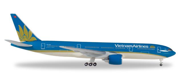 """530460  Boeing 777-200 """"Vietnam Airlines"""", Herpa Wings"""
