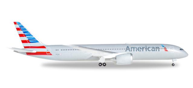 """530422  Boeing 787-9 """"American Airlines"""", Herpa Wings"""