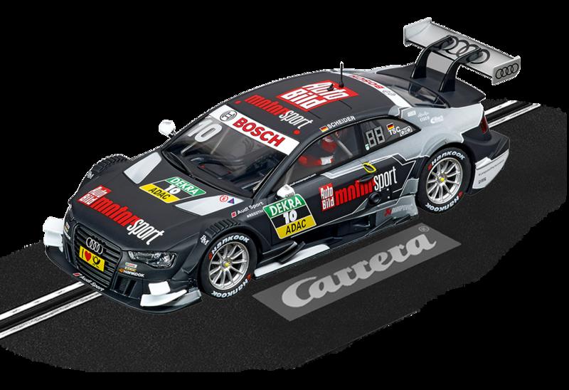 "27542  Evo: Audi RS 5 DTM ""T.Scheider, No.10"", Carrera"