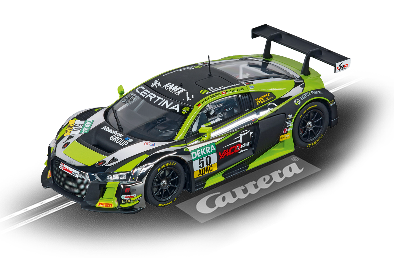 "30784    DIG132 Audi R8 LMS ""Yaco Racing, No.50"", Carrera"