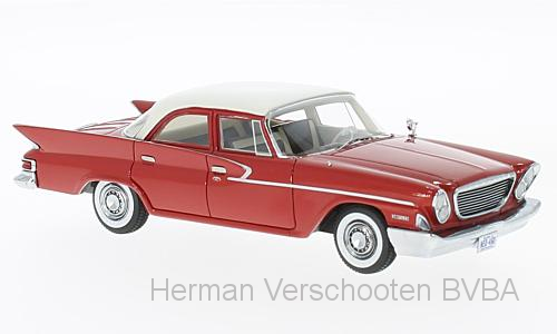 46460    Chrysler Newport Limousine, rood/wit, Neoscale Models