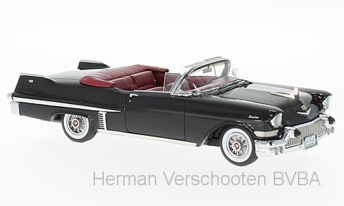49542  Cadillac Series 62 Convertible, zwart, Neoscale Models