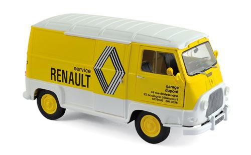 """185168  Renault Estafette 1972 """"Assistance Renault"""", Norev"""