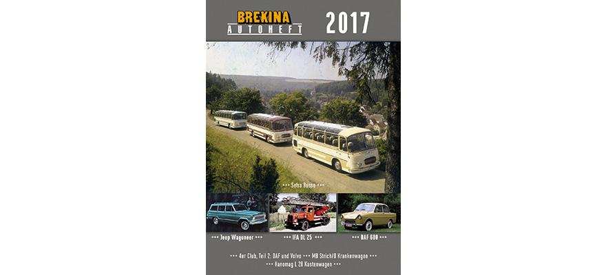 12216  Autoheft 2017, Brekina