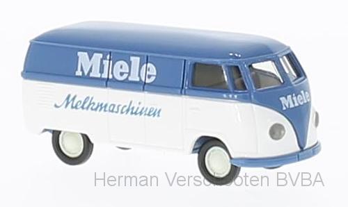 """32050  VW Kasten T1a """"Miele Melkmachines"""", Brekina"""