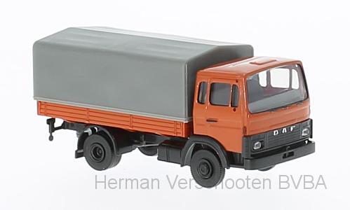 34800  DAF F 900 PP, oranje, Brekina