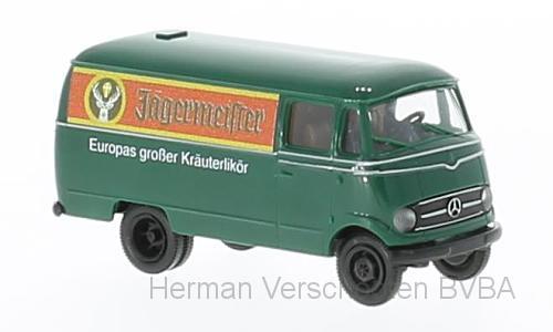 """36029  MB L 319 Kasten """"Jägermeister"""", Brekina"""