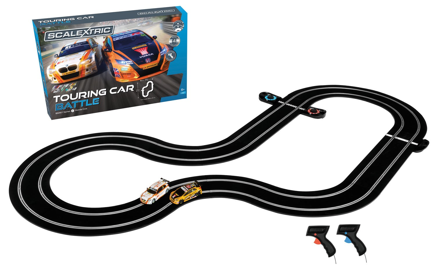 1372    British Touring Car Battle, Scalextric