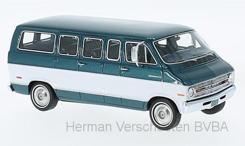 46942  Dodge Sportsman, met. groen/wit, Neoscale Models