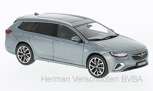 OC10926  Opel Insignia Sports Tourer, lichtgrijs, Iscale
