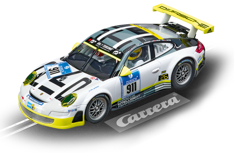 "30780    DIG132 Porsche 911 GT3 RSR ""Manthey Racing Livery"", Carrera"