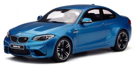 GT170  BMW M2 Coupé 2016, blauw, GT Spirit